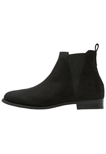 anna field ankle boots damen beige cognac o schwarz. Black Bedroom Furniture Sets. Home Design Ideas