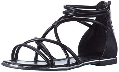 Another Pair of Shoes Damen Sandalen mit Reißverschluss