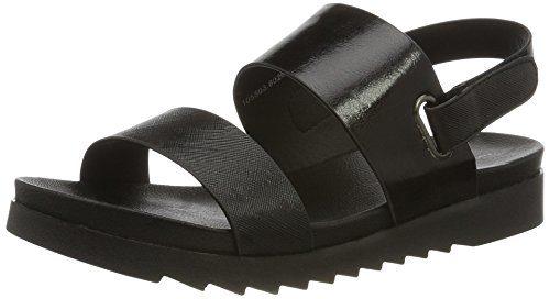Another Pair of Shoes Damen Sinae1 Offene Sandalen mit Keilabsatz