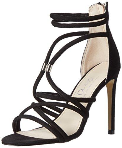 Another Pair of Shoes Damen Sveae1 Offene Sandalen mit Keilabsatz