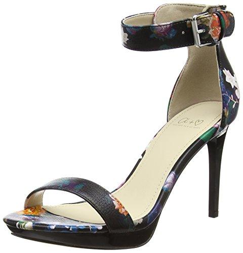 Another Pair of Shoes PerlaK1, Damen Knöchelriemchen Pumps