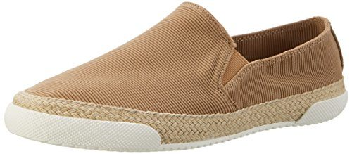 Buffalo Damen 215-9749-2 Elastic Fabric Slipper