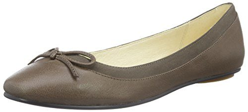 Buffalo London 207-3562 BABY BILL LEATHER Damen Geschlossene Ballerinas