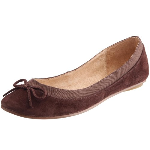 Buffalo London 207-3562 SUEDE Damen Geschlossene Ballerinas