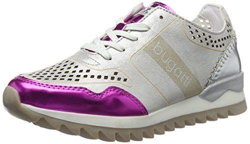 Bugatti Damen J8209pr6n Sneakers