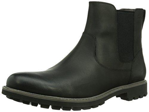 Clarks Montacute Herren Chelsea Boots