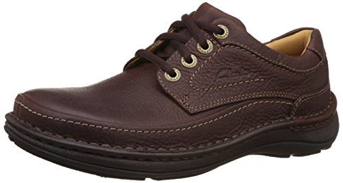 Clarks Nature Three Herren Derby Schnürhalbschuhe