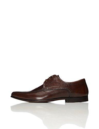 FIND Herren Derby-Schuhe mit Nähten