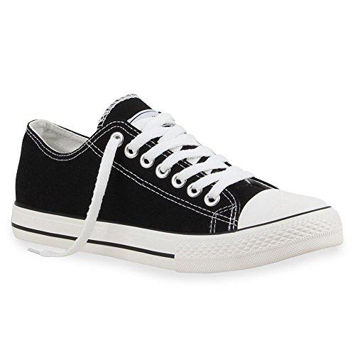 Herren Sneakers | Freizeitschuhe Sportschuhe | Schnürer Stoffschuhe |Fitness Streetstyle | viele Farben | Flandell®