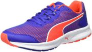 Puma Descendant V4 Wn's Damen Laufschuhe, Blau (Royal Blue/Red Blast/White 05), 36 EU