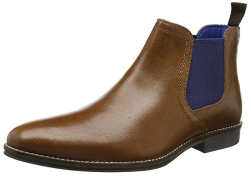 Red Tape Herren Stockwood Chelsea Boots
