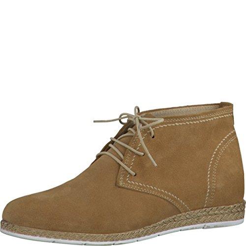TAMARIS Damen Desert Boots Braun