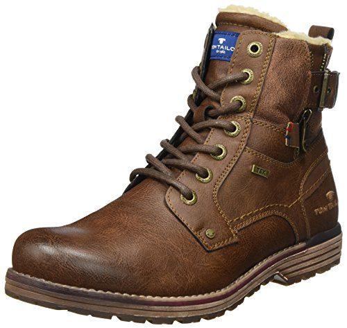 TOM TAILOR Herren 3780806 Klassische Stiefel