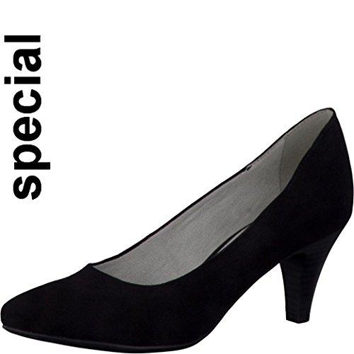 Tamaris Schuhe 1-1-22475-28 bequeme Damen Pumps, Sommerschuhe für modebewusste Frau,