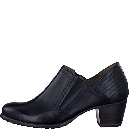 Tamaris Schuhe 1-1-24308-28 bequeme Damen Slipper, Slip On, Halbschuhe, Sommerschuhe für modebewusste Frau,