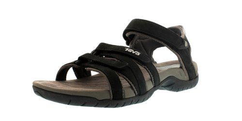 Teva Tirra Leather W's Damen Sport- & Outdoor Sandalen