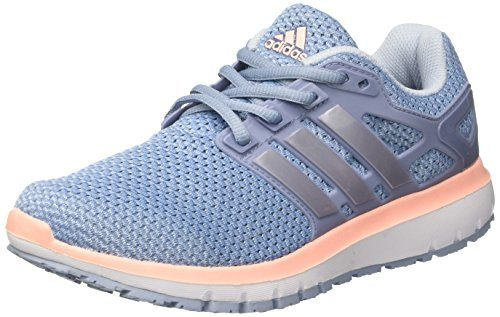 adidas Damen Energy Cloud Wtc W Laufschuhe, Bianco/Blu Navy