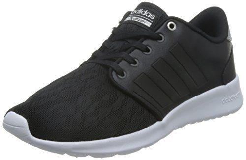 adidas neo Damen Sneaker schwarz 38 2/3