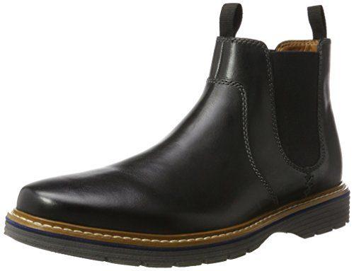Clarks Herren Newkirk Hill Chelsea Boots