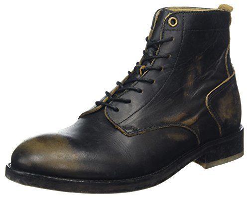 Hudson London Herren Mckendrick Chukka Boots