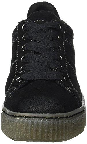 Tamaris Damen 23721 Sneaker, Schwarz (Black), 37 EU