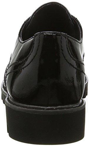 Tamaris Damen 23664 Oxfords, Schwarz (Black), 41 EU