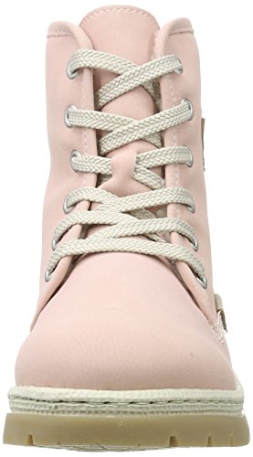Rieker Damen Y9410 Stiefel, Pink (Rosa/Nebel), 39 EU