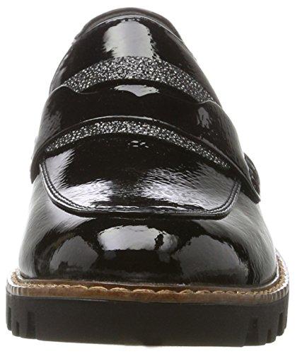 Tamaris Damen 24312 Slipper, Schwarz (Black), 38 EU