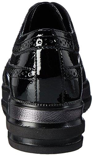Tamaris Damen 23700 Oxfords, Schwarz (Black Patent), 39 EU