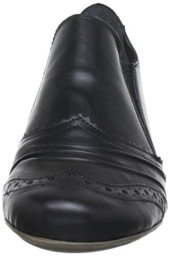 Rieker 41763 Women Loafers, Damen Slipper, Schwarz (schwarz/00), 39 EU