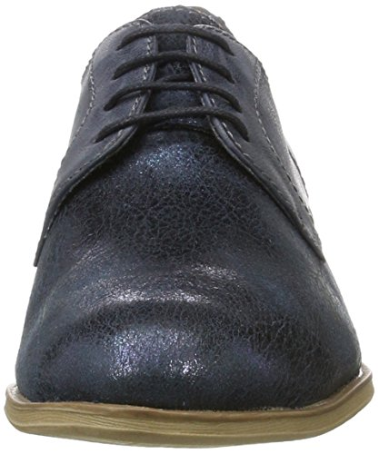 Tamaris Damen 23213 Oxford, Blau (Navy Comb 890), 38 EU