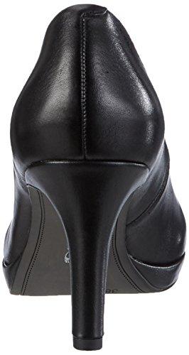 Tamaris Damen 22428 Pumps, Schwarz (Black Leather 003), 40 EU