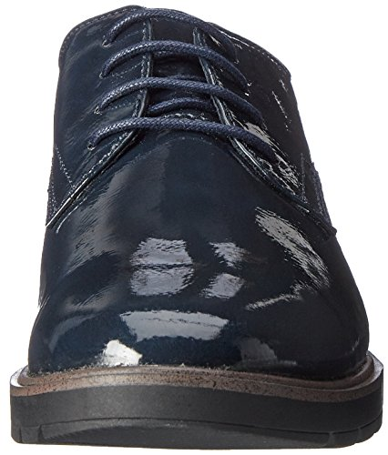 Tamaris Damen 23600 Oxfords, Blau (Navy), 40 EU