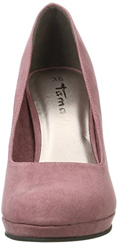 Tamaris Damen 22407 Pumps, Pink (Mauve), 39 EU
