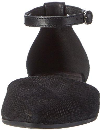 Tamaris Damen 24227 Pumps, Schwarz (Black/Struct. 052), 37 EU