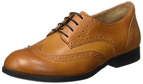 BIRKENSTOCK Shoes Damen Laramie Low Brogues, Braun (Camel), 39 EU