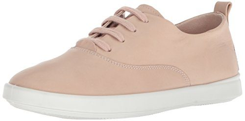 Ecco Damen Leisure Brogues, Pink (Rose Dust), 37 EU