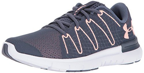 Under Armour Damen UA W Thrill 3 Laufschuhe, Grau (Apollo Gray), 40 EU