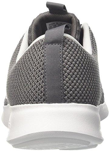 adidas Herren Cloudfoam Swift Racer Laufschuhe, Grau (Grey Four/Core Black/Footwear White 0), 45 1/3 EU