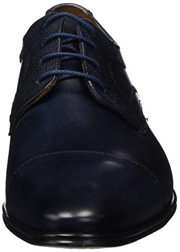 LLOYD Herren Orwin Derbys, Blau (Ocean), 41 EU