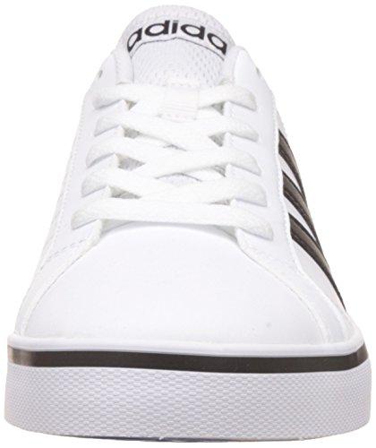 adidas Herren Pace Vs Gymnastikschuhe, Elfenbein (FTWR White/Core Black/Blue), 43 1/3 EU