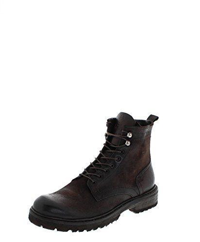 A.S.98 392201 Choco/Herren Stiefelette Braun/Herrenschuhe/Herren Boots, Groesse:44