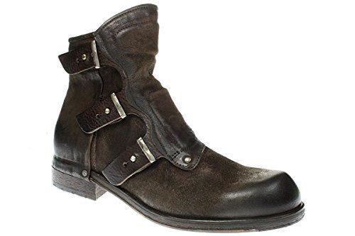 A.S.98 409206-0101 - Herren Schuhe Stiefel Boots Stiefelette - 0001-choco-tdm, Größe:41 EU