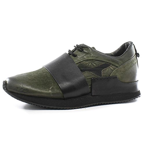 A.S.98 Schnürstiefelette Chili 410102-101 Jungle Nero 40