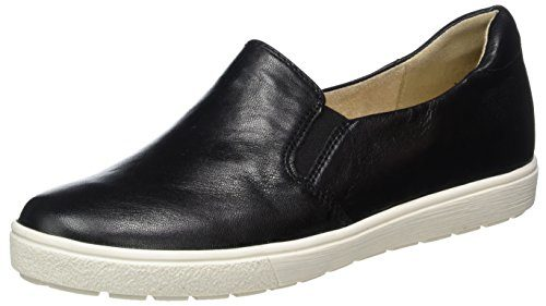 Caprice 24662, Damen Slipper, Schwarz (Black Nappa), 36.5 EU (3.5 UK)