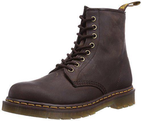 Dr. Martens 1460Z DMC CH-GO, Unisex-Erwachsene Combat Boots, Braun (Gaucho), 38 EU (5 UK)