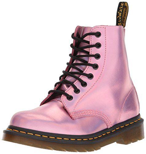 Dr. Martens Damen Pascal Im Kurzschaft Stiefel, Pink (Mallow Pink 690), 39 EU