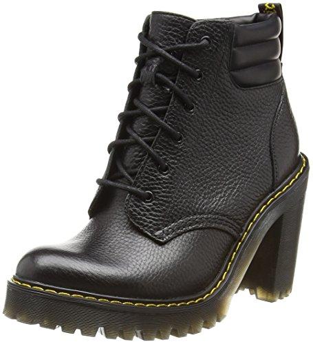 Dr. Martens Damen Persephone Chukka Boots, Schwarz (Black Aunt Sally), 37 EU