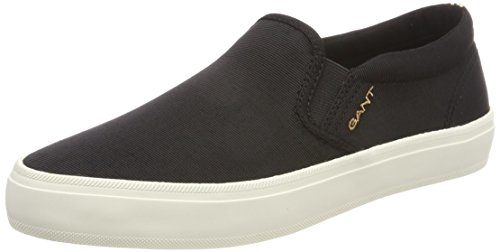 GANT Footwear Damen Zoe Slipper, Schwarz (Black), 38 EU