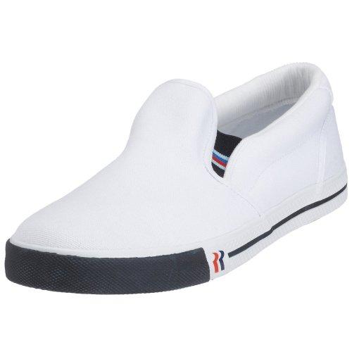 Romika Laser, Unisex-Erwachsene Bootsschuhe, Weiß (Weiß), 38 EU